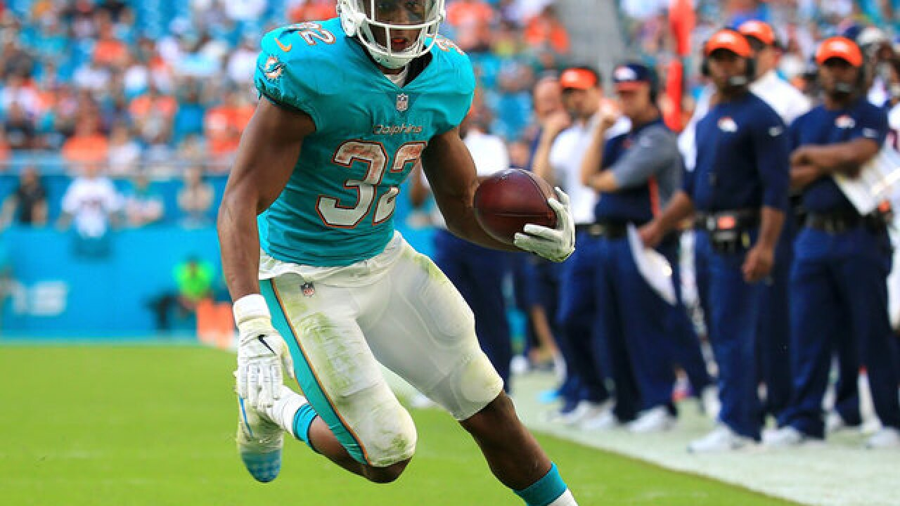 Goal met: Every Miami Dolphins player has registered to vote