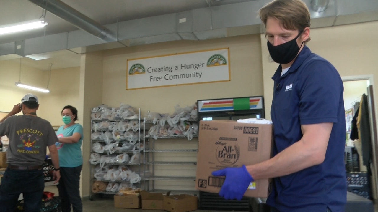 MTN challenges community to match $12,000 donation to Helena Food Share