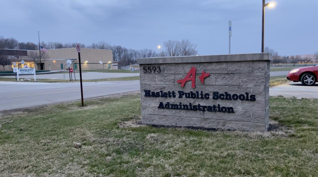 Associate Superintendent suing Haslett Public Schools