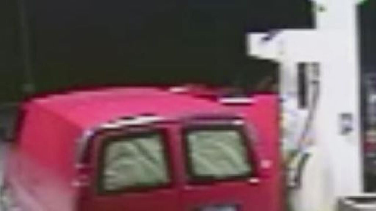 Man steals 1,300 gallons from local gas station