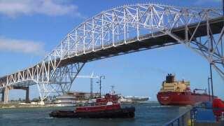 El puerto de Corpus Christi