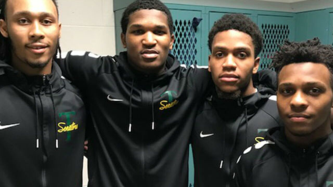 Taft boys' basketball program is all about family