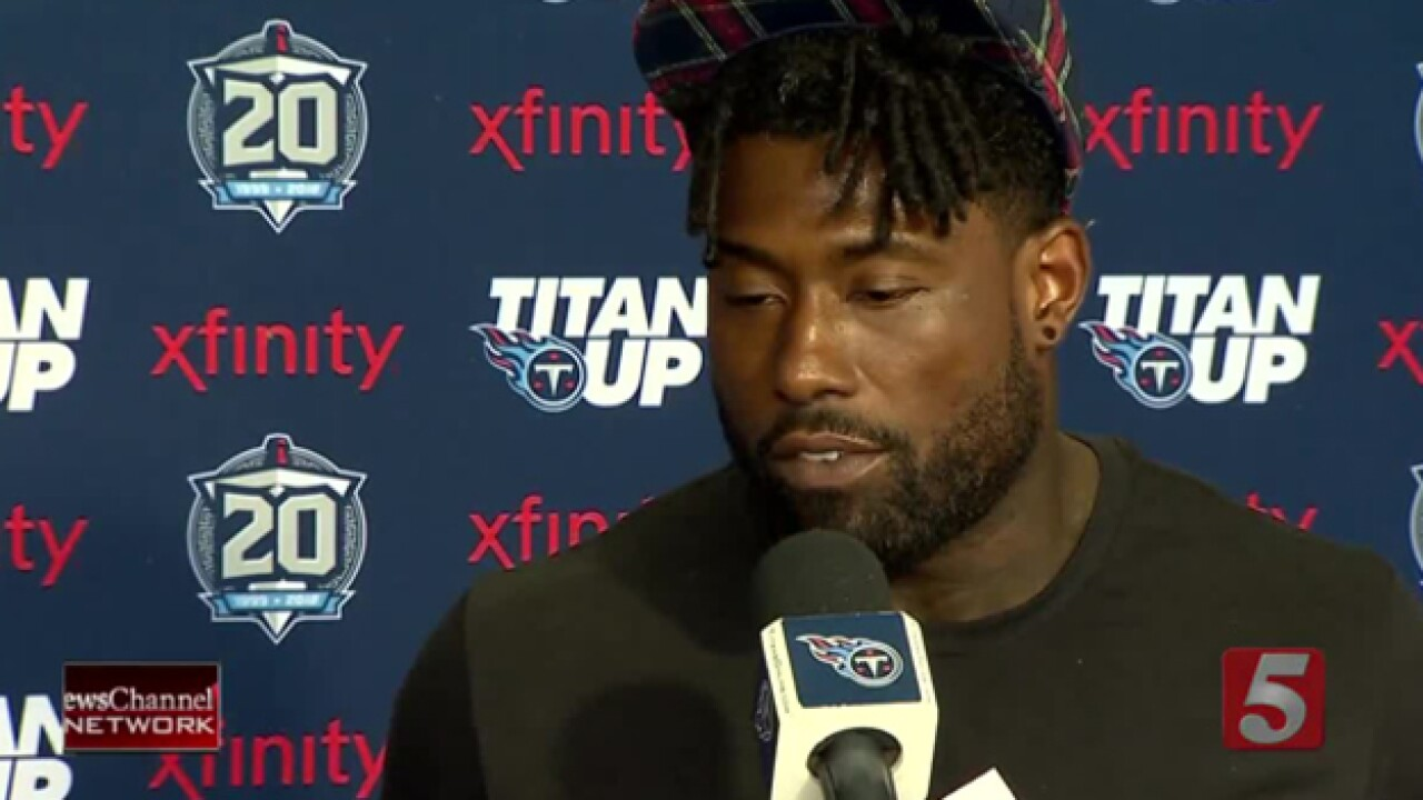 Near Tragedy Provides Perspective For Titans' Star