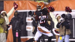 Bengals beat Broncos at Paul Brown Stadium