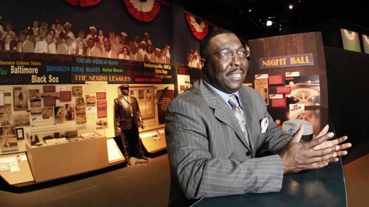 Struggling Negro Leagues Museum Baseball