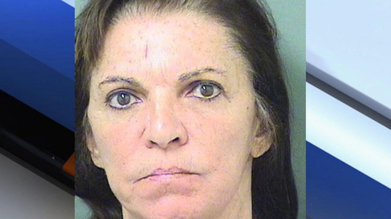 Police: Woman tied up dog, threw on Intracoastal