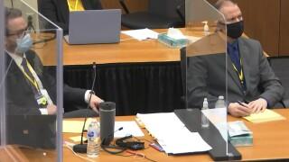 George Floyd Officer Trial
