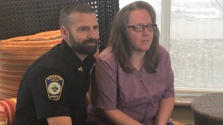 CO detector saves Wooster family