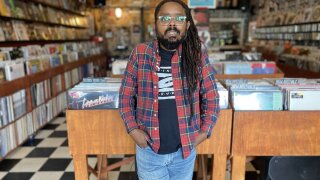 RetroFit Records, Tallahassee's independently owned record store