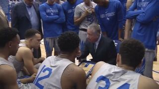 Air Force drops fourth straight, 79-68