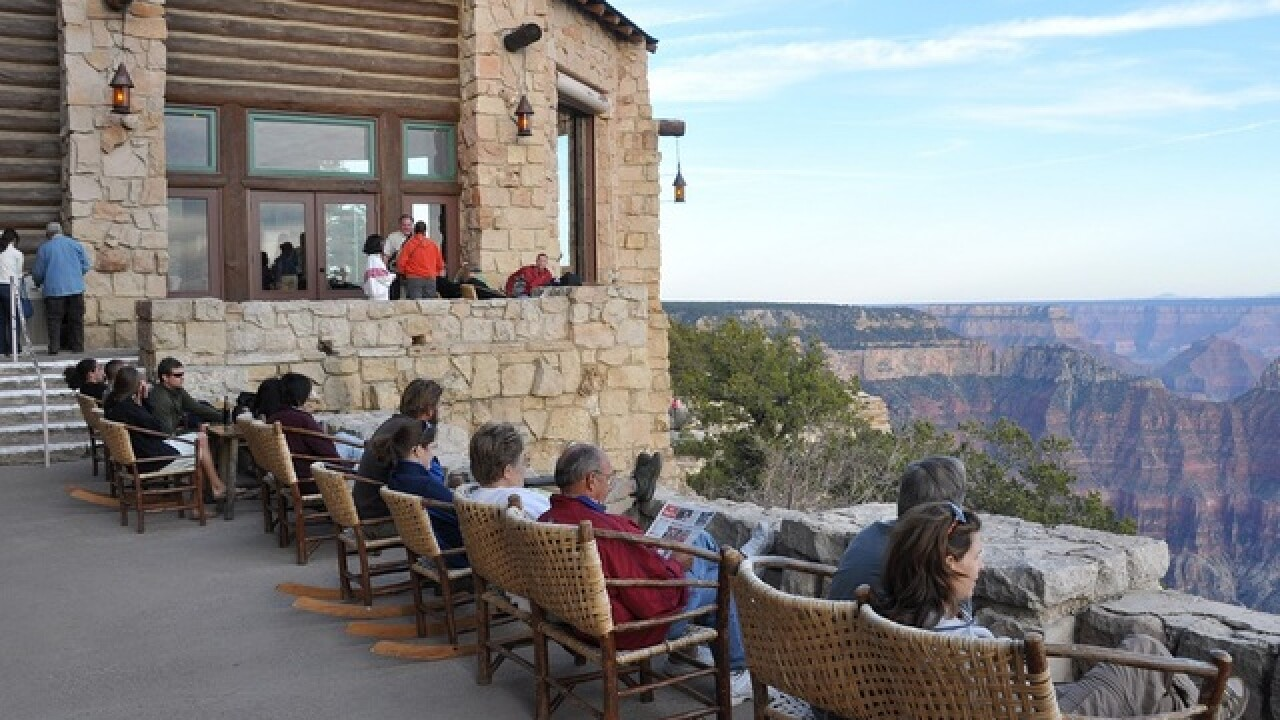 Tribe nixes plan to build tram in Grand Canyon