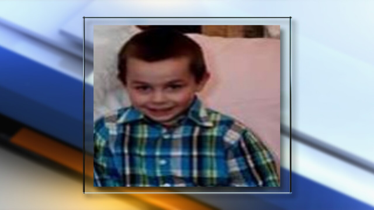 CBI: Boy kidnapped at Commerce City gas station
