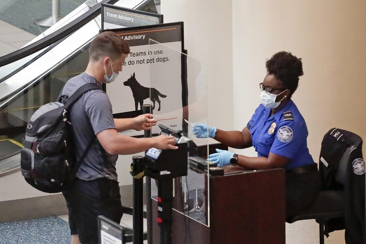 TSA coronavirus protections