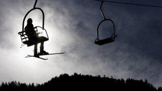 Aspen chair lift
