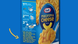 Bills' Dion Dawkins teams up with Kraft for hilarious mac & cheese instructions