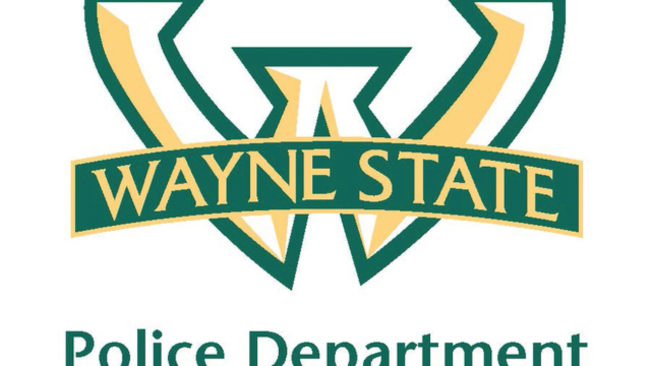 Wayne State student robbed at gunpoint near Detroit Medical