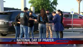 Thursday was celebrated as National Day of Prayer