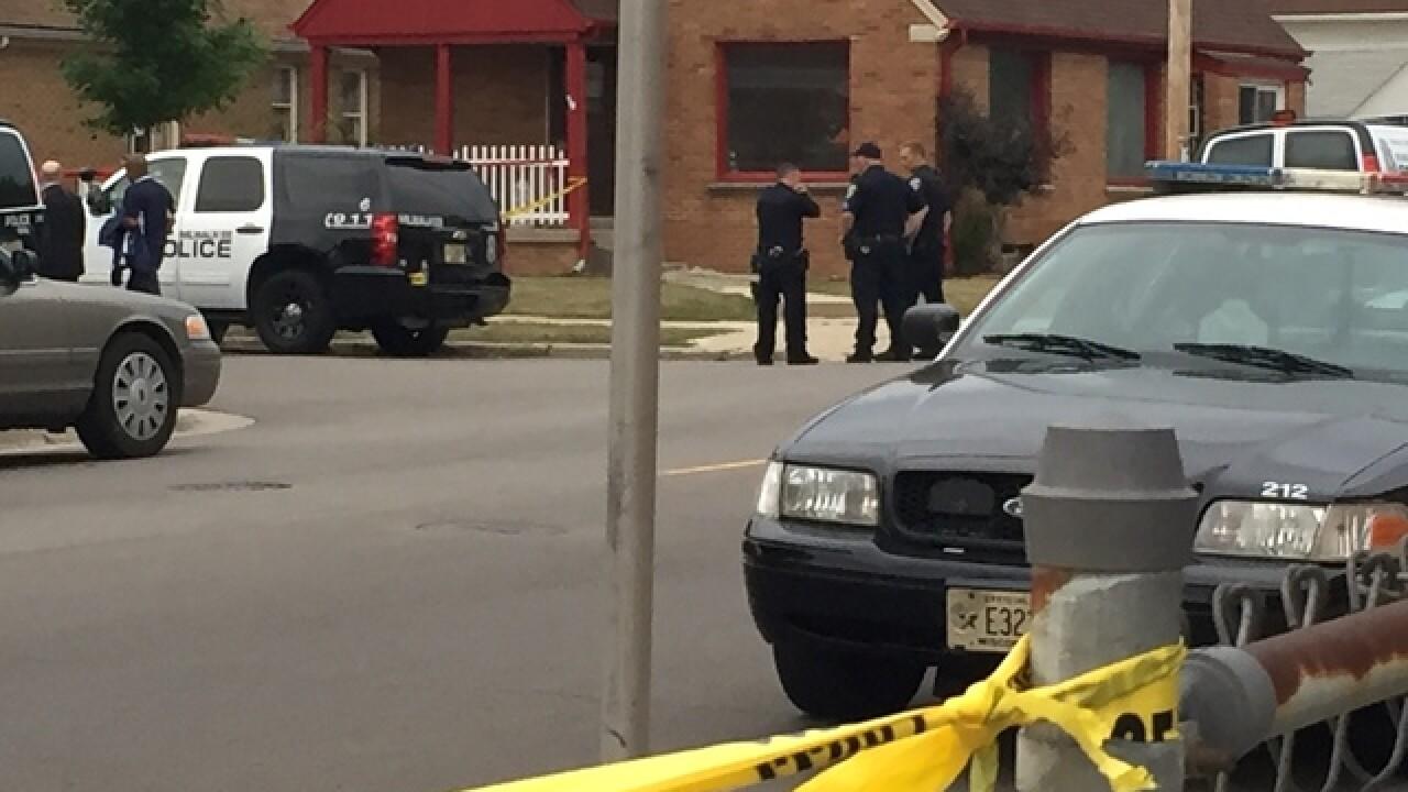 MPD officer shot overnight, suspect dead
