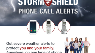 Storm Shield weather radio app offers life-saving severe weather alerts to landline phones
