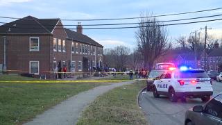 Child shot in Winton Hills
