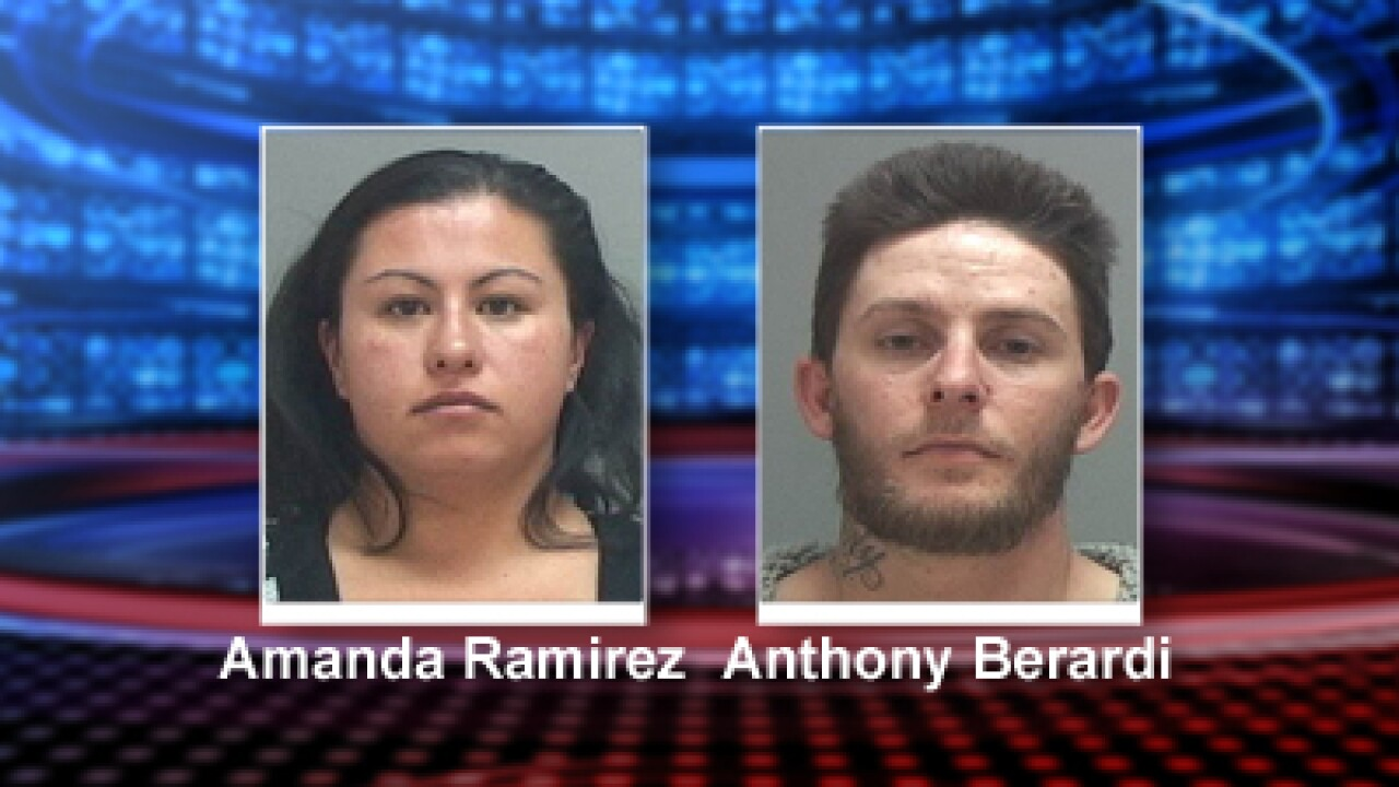 Police: Kearns couple beat boy, made him stand in corner for weeks