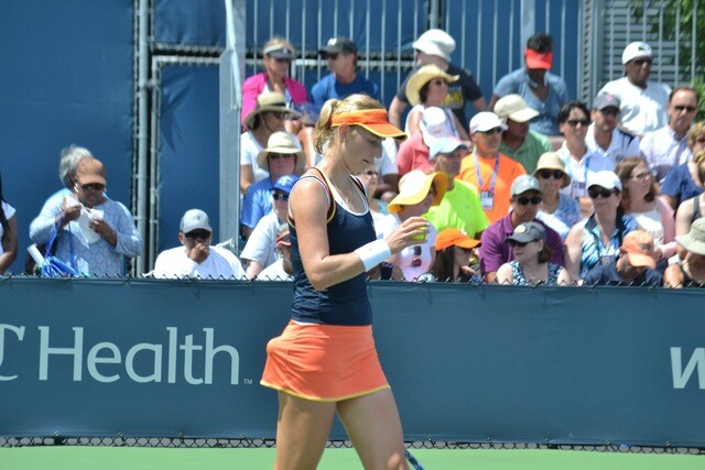 Top tennis stars prepare for US Open in Ohio