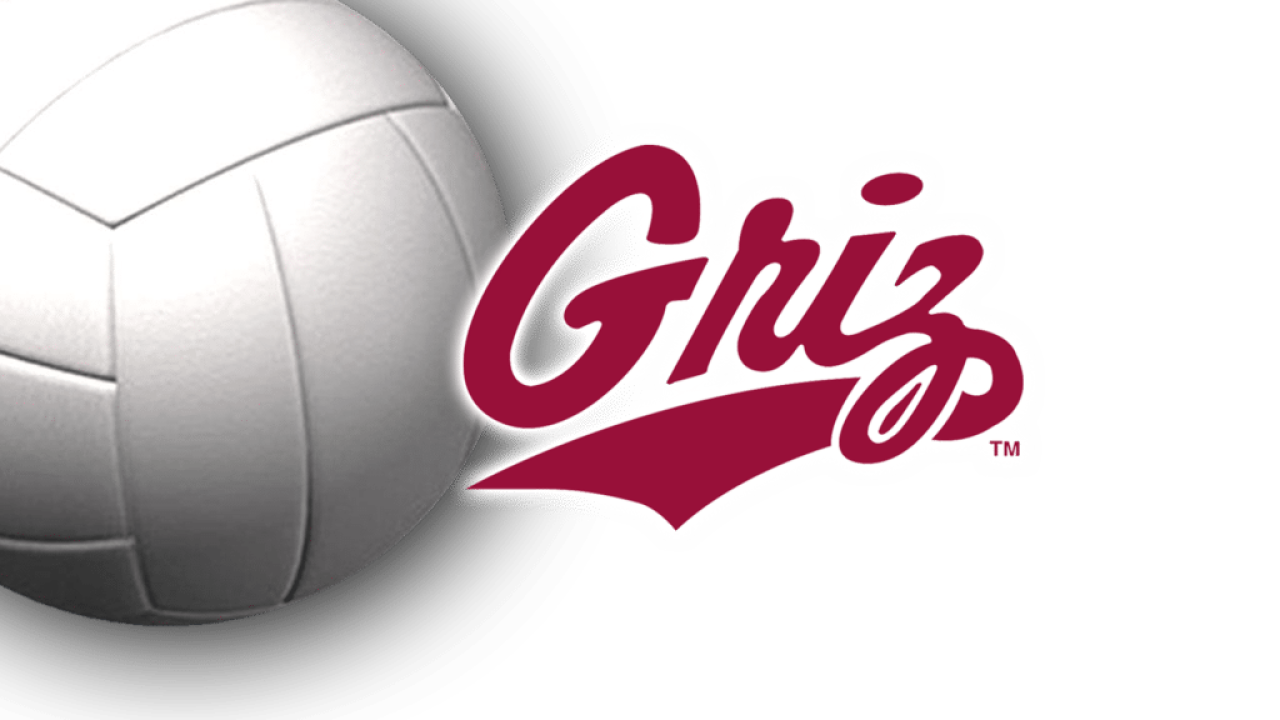 Griz beat UTEP in straight sets for second win of the season