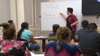 Group hosts free classes to help undocumented immigrants learn their rights