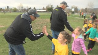 Successful Missoula softball coaches return to roots to coach granddaughters' tee-ball team