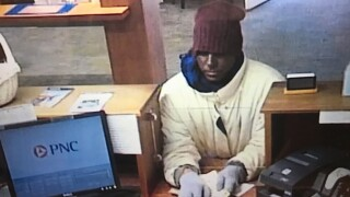 blackface bank robber