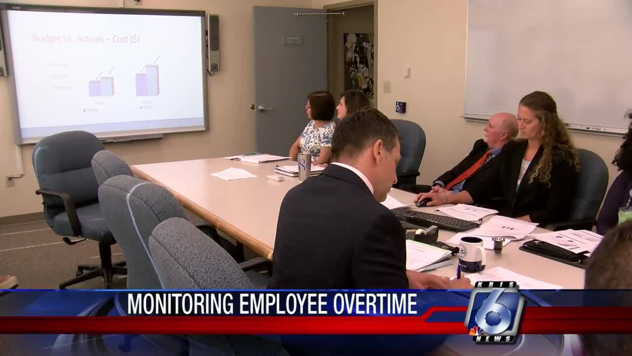 City council analyzes employee overtime