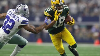 Randall Cobb gets closer to return, could help on 3rd downs