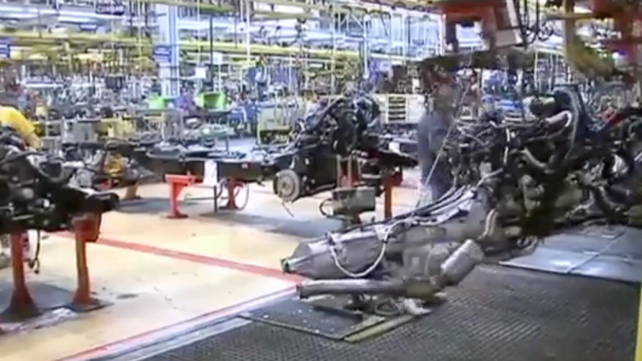 Auto suppliers, manufacturing sector back to work in Michigan today