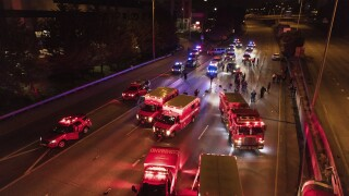 Driver in Seattle crash that hit 2 protesters due in court