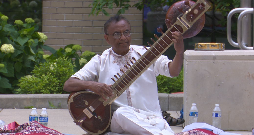 'Make Music Day': musicians pour their heart and soul to share a piece of their culture