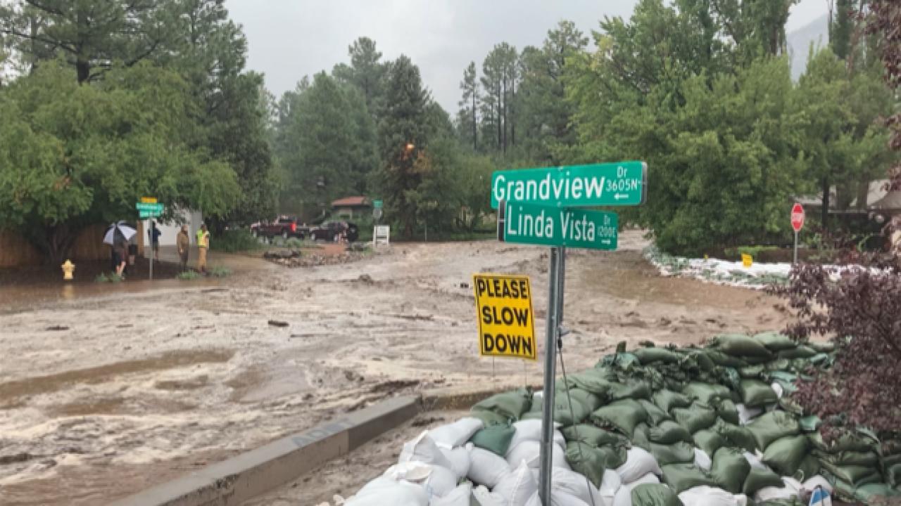 Flagstaff flooding