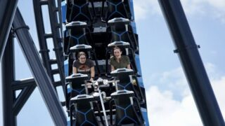 A New Jurassic World Roller Coaster Just Opened At Universal Orlando