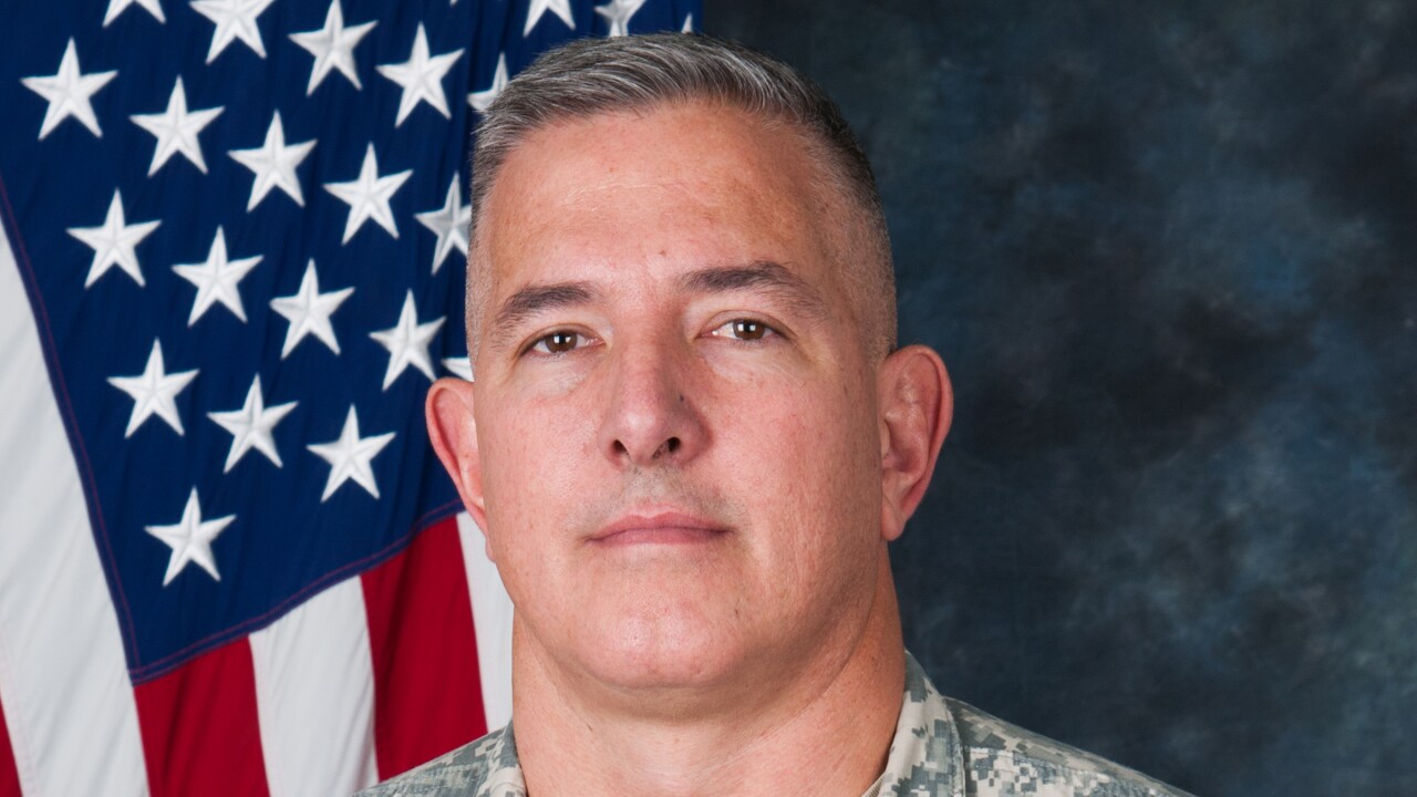 Col. Brian McHugh honored for service