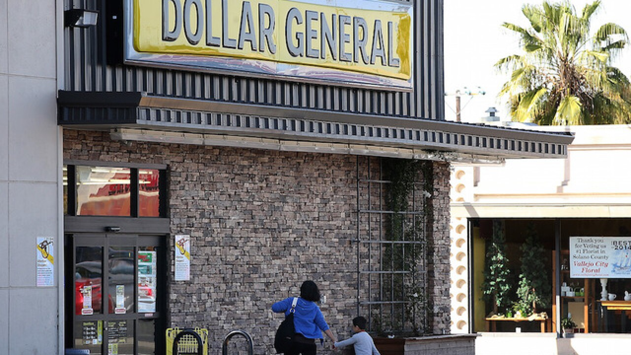 Dollar General issues voluntary recall on iced cookies