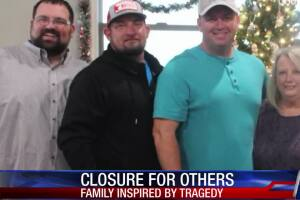 Family of boating accident victim finding ways to give closure to others