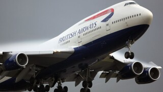 British Airways passenger diagnosed with Ebola, isolated in Scotland