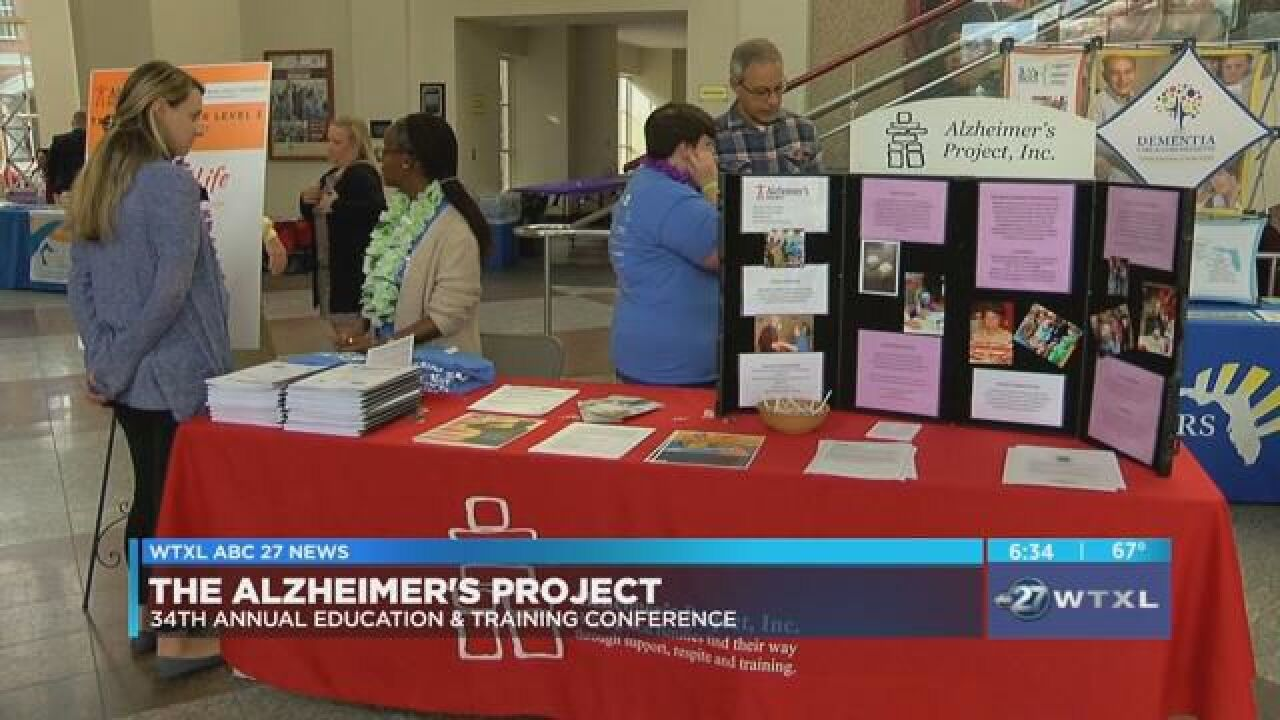 Alzheimer's Project, FSU hold 34th annual Disease Education conference