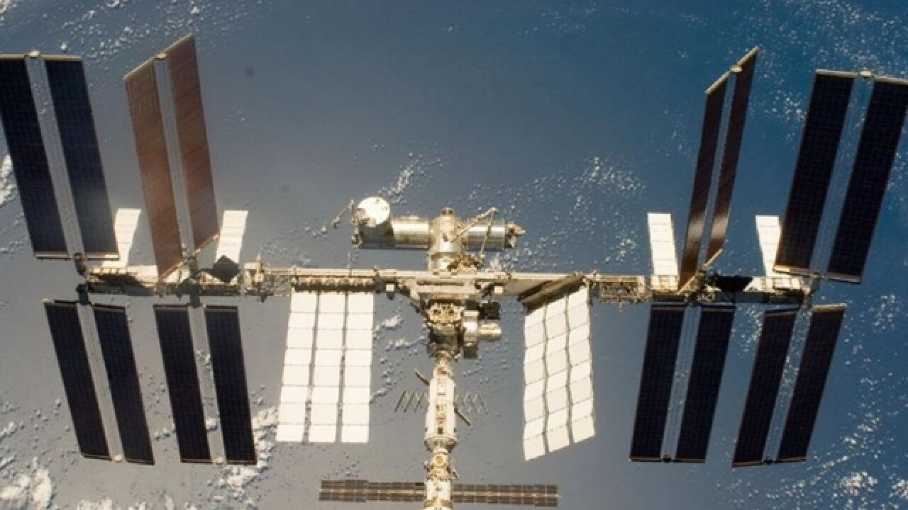 Small air leak in Russian capsule patched at International Space Station