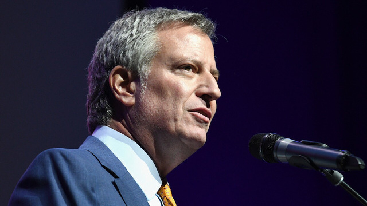 NY mayor calls allegations he crossed border illegally 'absolutely ridiculous'