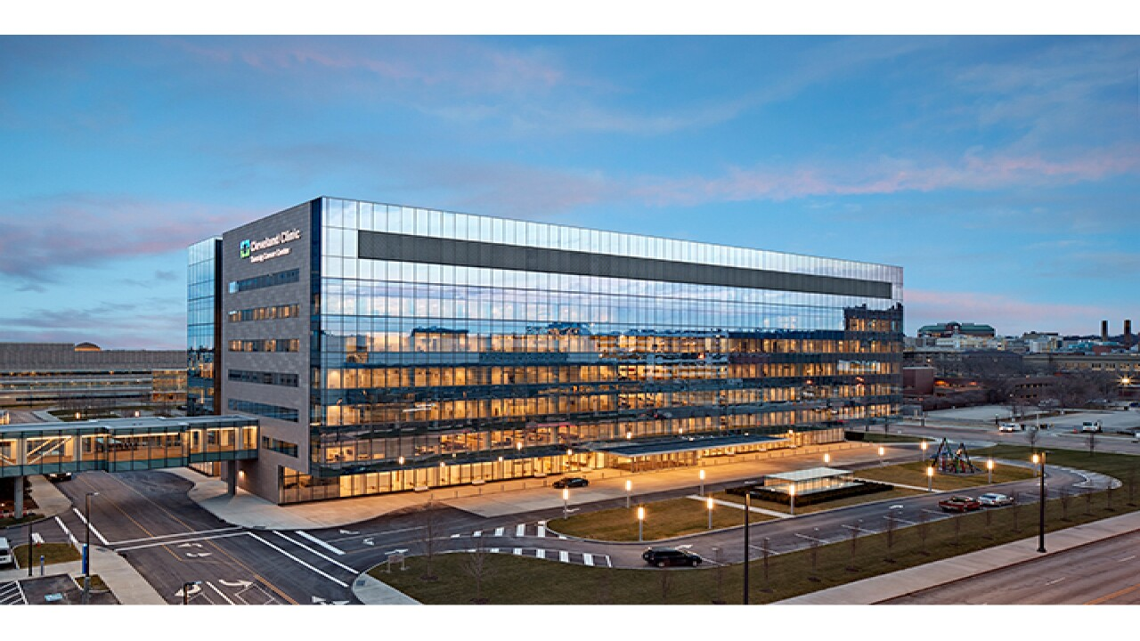 Cleveland Clinic opens new Taussig Cancer Center