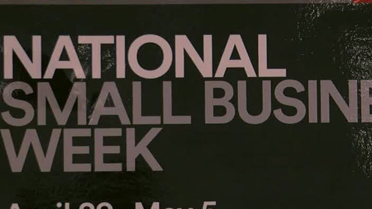 Town Center celebrates small business week