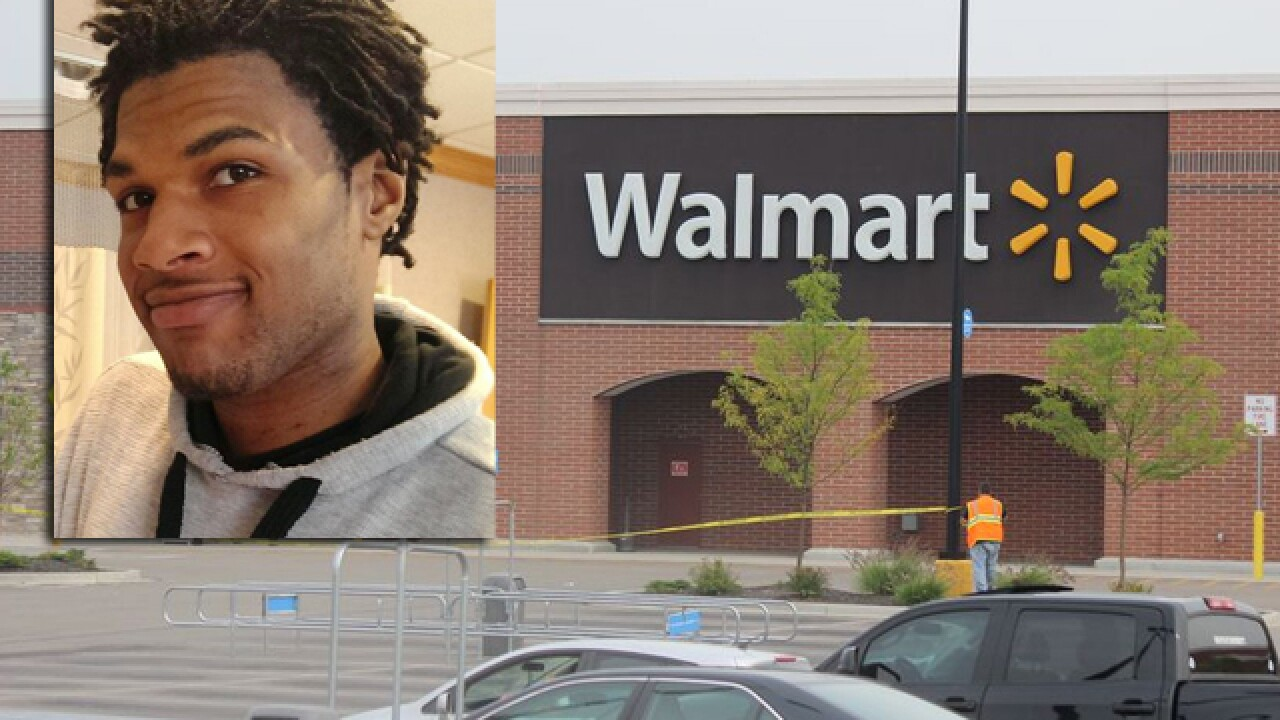 Rally held for Fairfield man fatally shot by police inside Wal-Mart