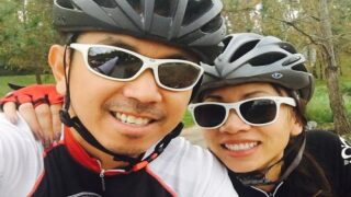 Man Proposed To Girlfriend After Taking Her On 15-mile Bike Ride On A Path That Spelled Out 'Marry Me'