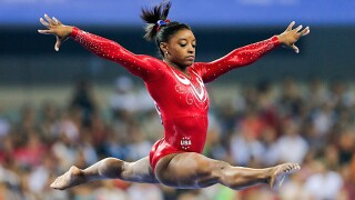 Olympian Simone Biles claims Larry Nassar sexually abused her