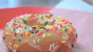 FREE doughnuts on National Doughnut Day Friday